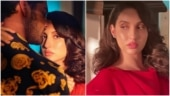 Nora Fatehi shares BTS video from Chhor Denge sets. Fans call her beautiful