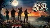 Saif Ali Khan and Jacqueline Fernandez's Bhoot Police to release in theatres on Sep 10
