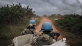 Italian envoy and two others killed in attack on UN convoy in Congo