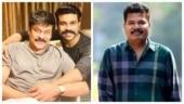 Chiranjeevi congratulates Ram Charan on signing Shankar's film, says he's thrilled