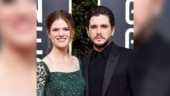Game of Thrones stars Kit Harington and Rose Leslie welcome their first child, baby boy