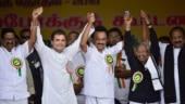 Tamil Nadu: Crucial seat-sharing meet between Congress, DMK ends, no consensus yet