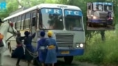 Fact Check: Video of Nihang Sikhs attacking bus is not related to farmers' protest