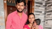 You are our life's most beautiful gift: Natarajan posts adorable picture with daughter and wife