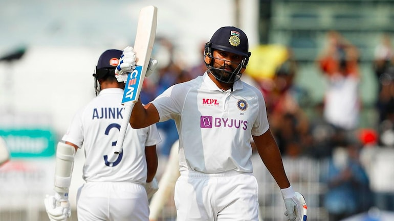 India vs England, 2nd Test: Rohit Sharma 161 puts India in strong position before England fight back on Day 1 - Sports News
