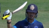 Ishan Kishan hits 173 vs MP as Jharkhand post highest total by an Indian domestic side in 50-over cricket