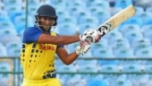 Vijay Hazare Trophy: Shahrukh Khan hit 36-ball 55 not out as Tamil Nadu beat Punjab by 6 wickets