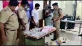 100 gelatin sticks, 350 detonators seized from passenger at Kozhikode railway station