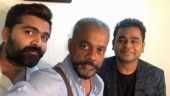Gautham Menon welcomes AR Rahman as composer in film with Simbu. See tweet