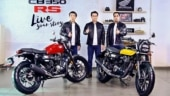 Honda CB350RS launched in India at Rs 1.96 lakh