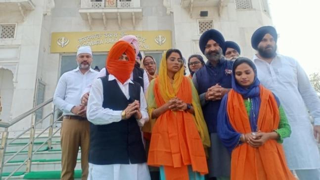 Delhi Sikh body honours activist Nodeep Kaur, vows to fight legal battle on her behalf