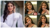 Malavika Mohanan shares funny memes of herself from Master, shuts down trolls in style