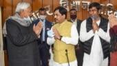 Bihar cabinet expansion: Shahnawaz Hussain, Sushant Singh Rajput's cousin in Nitish govt
