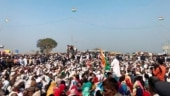 Farmers' protest: Ghazipur border remains calm during nationwide 'chakka jam' amid tight vigil