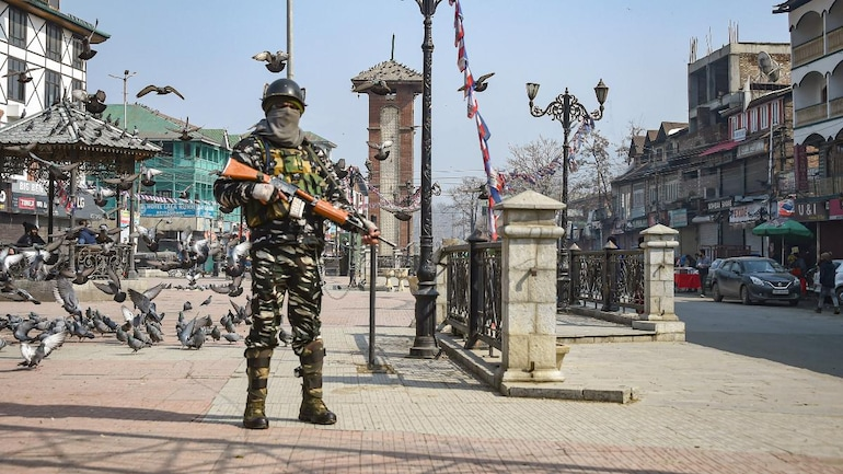 Seven-kg of IED was detected near a bus stand in Jammu. (Image for representation: PTI)