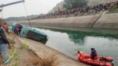 Madhya Pradesh: 45 dead after bus falls into canal; CM announces Rs 5 lakh ex-gratia