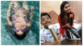 Pooja Hegde treats fans to bikini pic and one with Jr NTR's son Abhay on Insta QnA