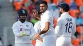 India vs England: Ravichandran Ashwin becomes 5th Indian bowler to get to 600 international wickets