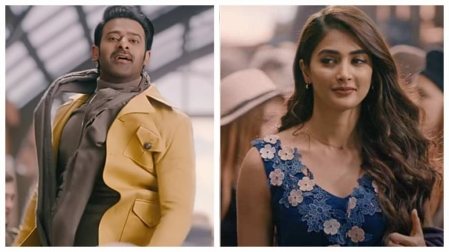 Radhe Shyam first glimpse out. Prabhas and Pooja Hegde film to release on July 30 - India Today