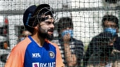India vs England: Fan breaches security, runs towards pitch to meet Virat Kohli on Day 1 of pink ball Test