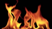 Fire breaks out at multi-storey house in Kolkata's Baghbazar area, 3 fire engines on spot