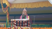 GJM leader Bimal Gurung holds 1st public meeting in over 3 years