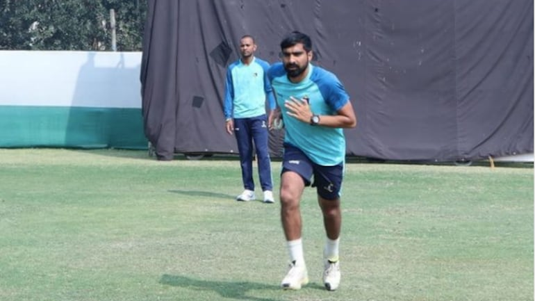 Mohammed Shami's congratulates brother Kaif on his List A debut: 'We have waited for this moment' - Sports News