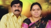 Telangana lawyer couple hacked to death in broad daylight, man named TRS leader minutes before death