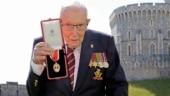 WWII veteran Captain Tom Moore, whose walk raised UK's spirits, dies at 100