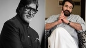 Amitabh Bachchan receives special gift from Mohanlal, pens note for Malayalam superstar