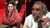 Nagma calls lyricist Santosh Anand's story inspiring on Indian Idol 12. See posts