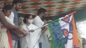 Cricketer Manoj Tiwary, 3 Bengali film stars join TMC ahead of Bengal polls