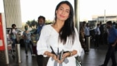 Pavitra Punia jets off to Goa for work. Has a sassy reply when asked about Eijaz Khan