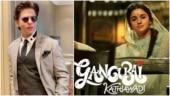For Alia Bhatt's Gangubai Kathiawadi teaser, a special review from Shah Rukh Khan