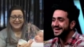 Aly Goni's wish to see his mother and newborn niece on Bigg Boss 14 is granted