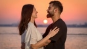 Anushka Sharma shares romantic sunset pic with Virat Kohli on Valentine's Day