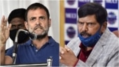 Ramdas Athawale offers Rs 2.5 lakh govt scheme to Rahul Gandhi if he marries a Dalit woman