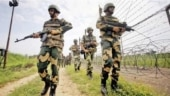 Cattle smugglers fire at BSF troops along Indo-Bangla border in West Bengal
