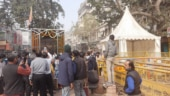Makeshift structure replaces demolished temple at Chandni Chowk, NDMC mayor says respect 'astha' of bhakts