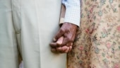 Woman identifies husband among homeless dumped outside Indore, couple reunites