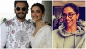 Deepika shares happy pic ahead of Valentine's Day, it reminds Ranveer of someone
