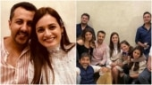 Dia Mirza and Vaibhav Rekhi begin wedding festivities with family and friends