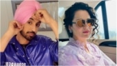 Kangana Ranaut vs Diljit Dosanjh fight on Rihanna, all tweets translated