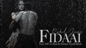 Elli AvrRam shares the first look of her new song Fidaai. Can't wait, say fans