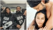 Farhan Akhtar and Shibani Dandekar celebrate 3 years of togetherness with loved-up pics