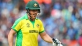 Aaron Finch's wife faces online threats after Australia captain's poor show vs New Zealand