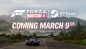 Microsoft's smash-hit racing game Forza Horizon 4 coming to Steam this March