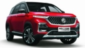 MG Motor India's retail sales rise 15 per cent in January 2021