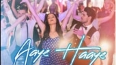Isabelle Kaif and Sooraj Pancholi's Aaye Haaye song out. Amazing, says Katrina Kaif