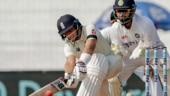 2nd Test: Surprised Ravi Shastri, Virat Kohli chat with umpire over DRS after Joe Root survives close LBW call